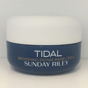 Sunday Riley tidal brightening enzymes water cream